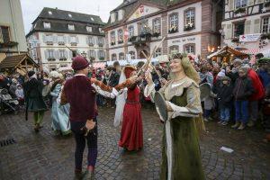 Noel en Alsace marché de noel de ribeauville