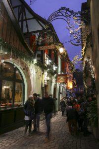 Noel en Alsace Riquewihr